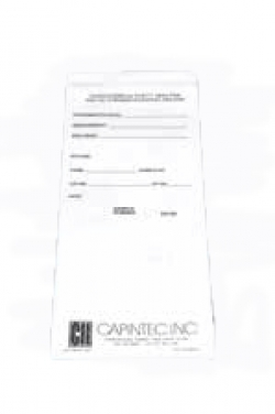 CRP-600 Radiochemical Purity Tickets